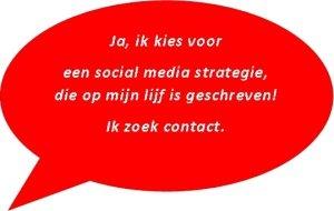 Aanvraag Social Media Strategie