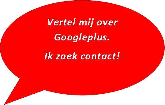 Googleplus instructie