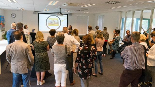 Presentatie Storytelling Open Coffee Beuningen