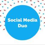 Logo Social Media Duo