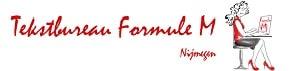 Tekstbureau Formule M Logo en Banner