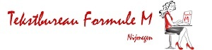 Tekstbureau Formule M logo